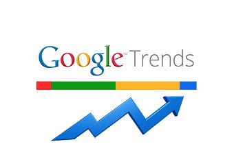 آموزش جامع ابزار گوگل ترندز-طراحی سایت