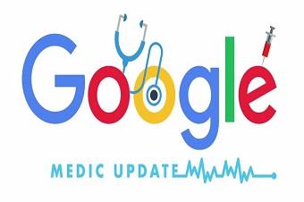 الگوریتم مدیک گوگل