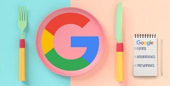 الگوریتم EAT گوگل-طراحی سایت