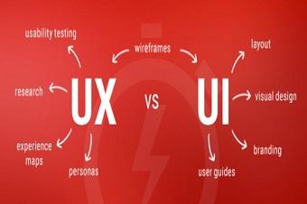 تفاوت UX وUI در طراحی وب سایت چیست؟-طراحی سایت