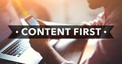 تکنیک Content First در طراحی سایت-طراحی سایت