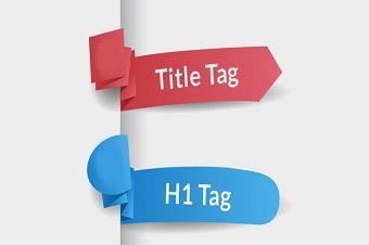 تگ عنوان در طراحی سایت