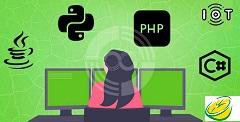 زبان های برنامه نویسی اینترنت اشیا-طراحی سایت