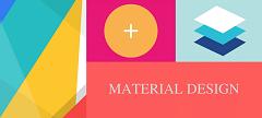 فریم ورک های طراحی متریال دیزاین-طراحی سایت