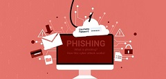 فیشینگ (phishing) چیست؟-طراحی سایت