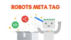 متا تگ robots چیست؟-طراحی سایت