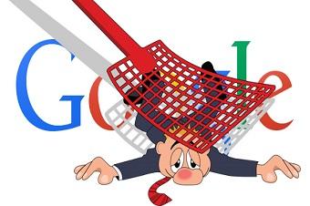 پنالتی شدن طراحی سایت در گوگل