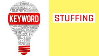 Keyword stuffing چیست؟-طراحی سایت