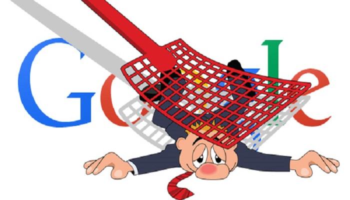 جریمه گوگل و چگونگی محافظت از وب سایت