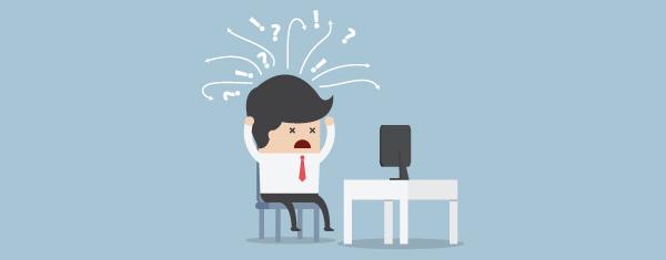 ده اشتباه که به طراحی سایت شما وجه غیرحرفه ای می دهد