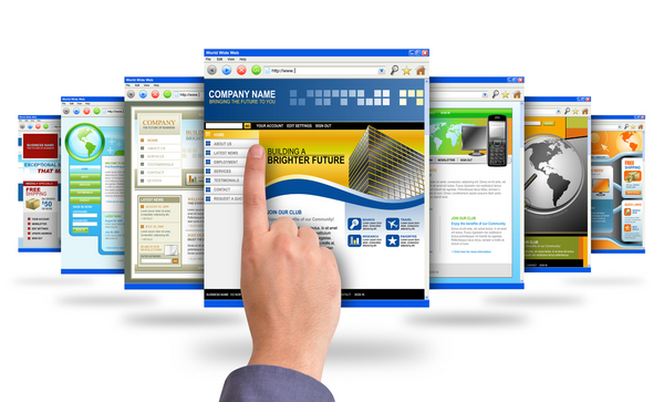 عناصر اصلی طراحی سایت