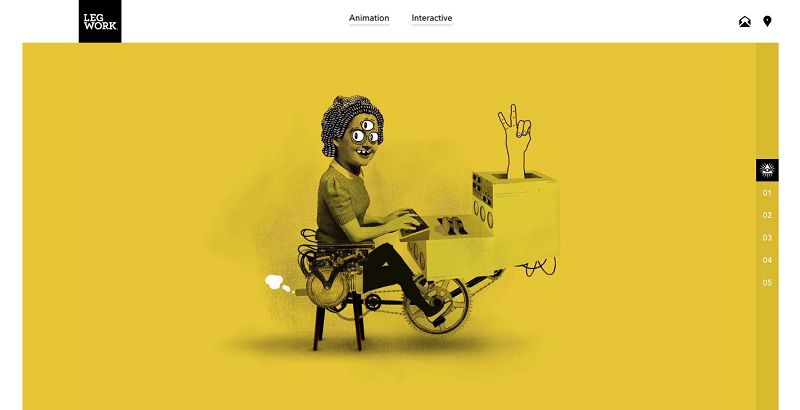 معرفی وبسایت : یک استدیو طراحی سایت