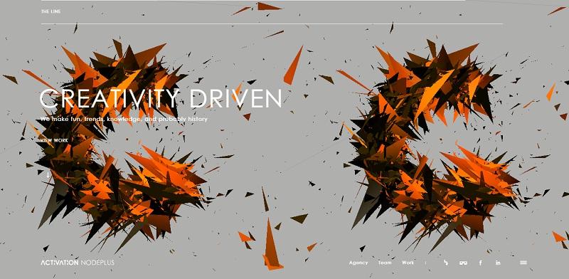 چالشی جدید در طراحی سایت:سایتی که باید با عینک سه بعدی آن را تجربه کرد