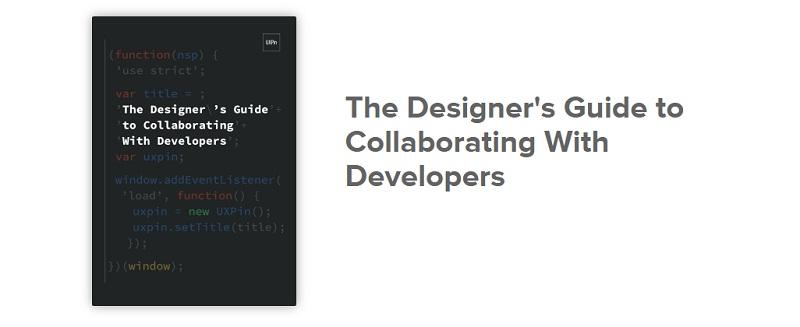 کتاب طراحی سایت : راهنمای همکاری طراحان و توسعه دهندگان